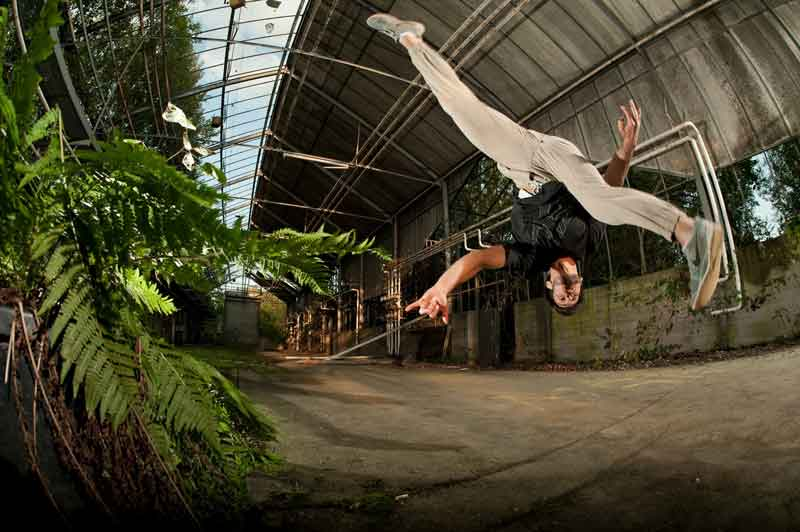Rico Blachnik Capoeira by Jo Hemp